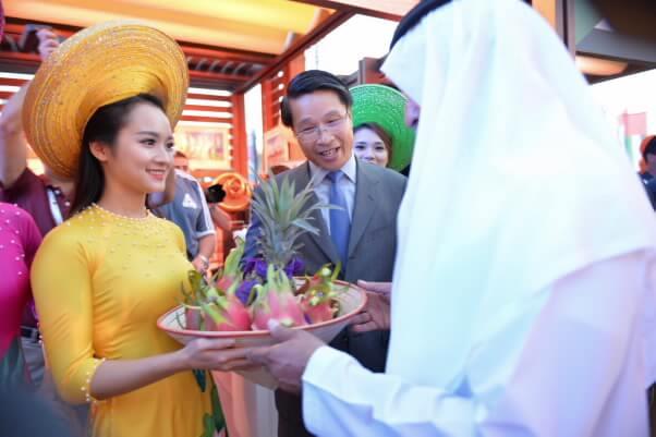 Tuần văn hóa – ẩm thực Việt Nam tại các Tiểu vương quốc Ả Rập Thống nhất