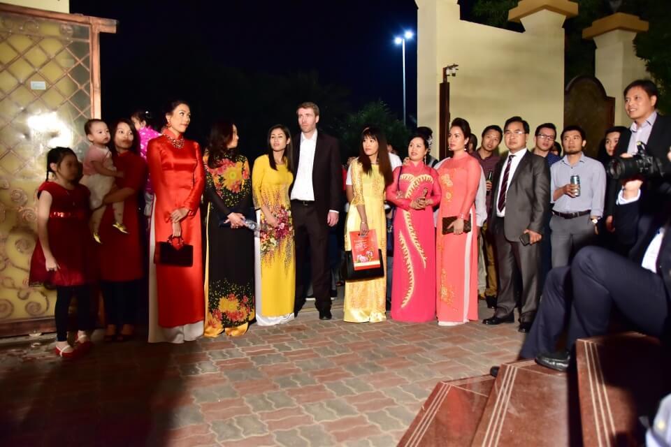 Vui Xuân đoàn tụ ở UAE