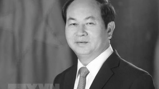 SPECIAL COMMUNIQUE on President Tran Dai Quang's passing away