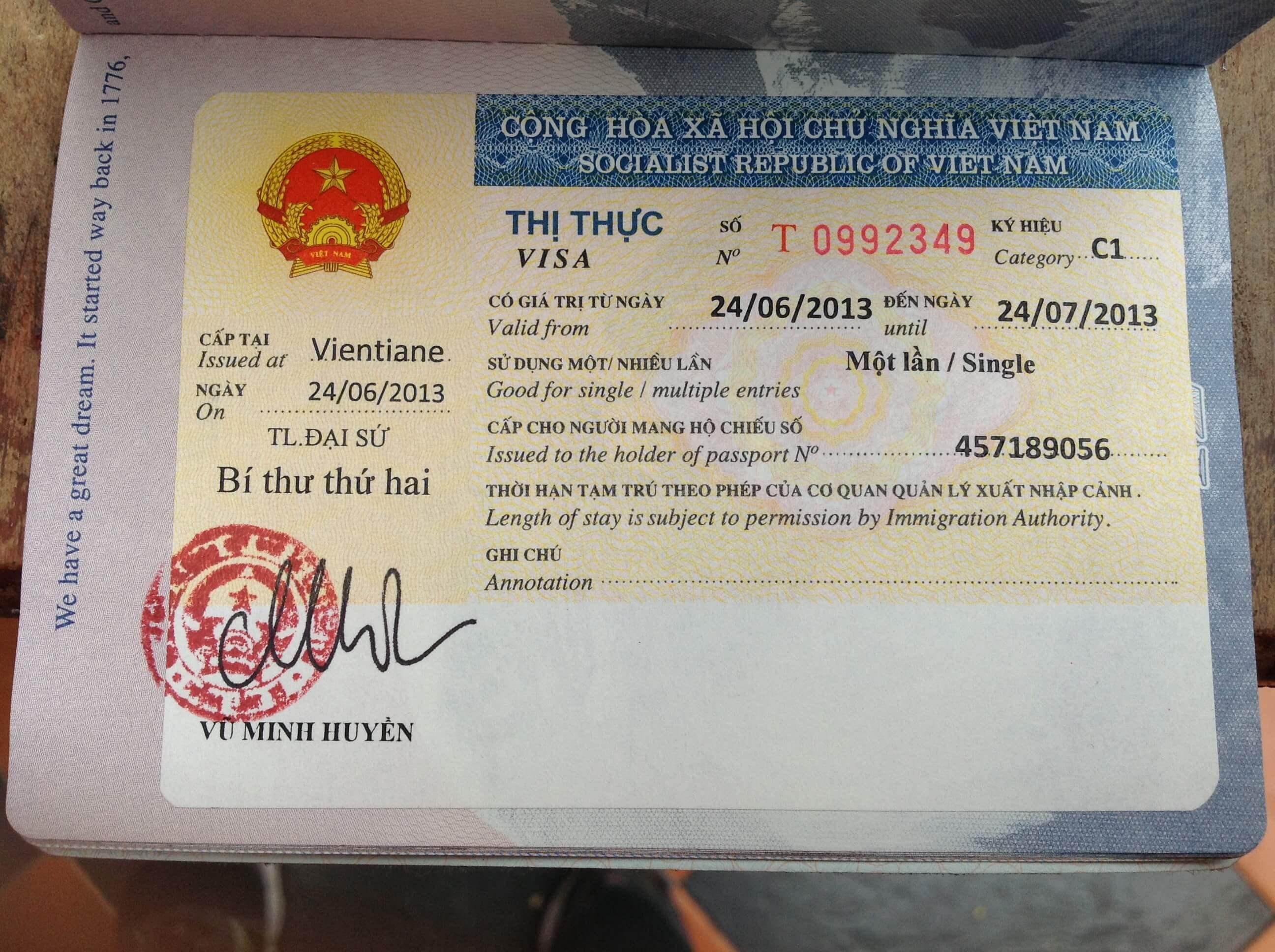 vietnam visa fee in united arab emirates