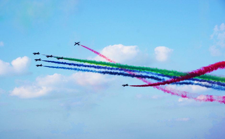 Ăn mừng Quốc khánh UAE