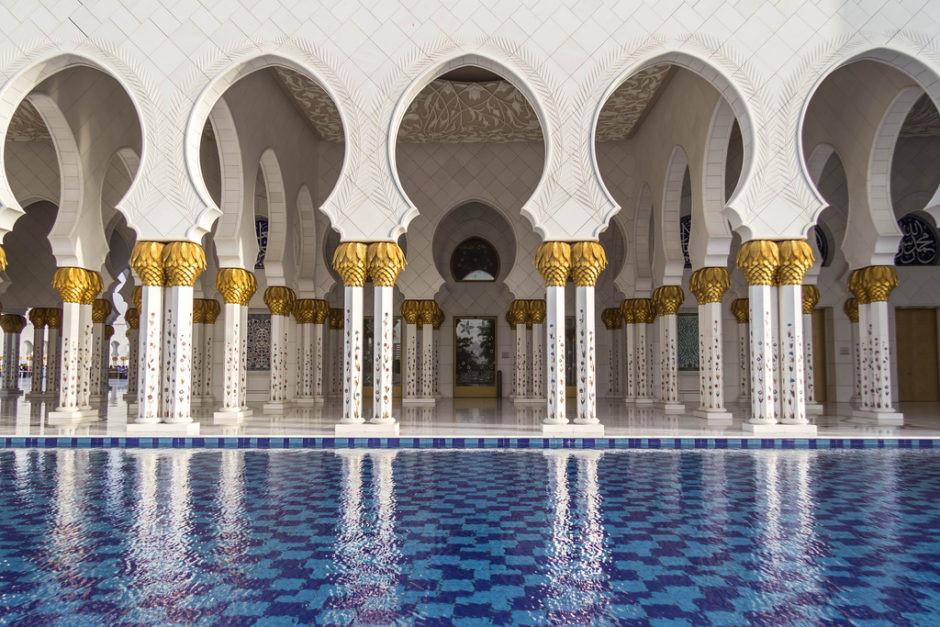 Đại thánh đường Sheikh Zayed