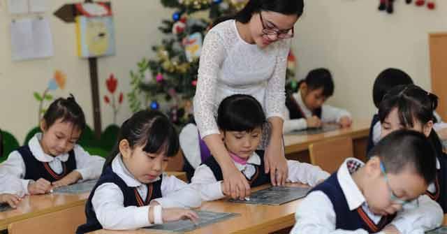 Bài thu hoạch bồi dưỡng thường xuyên Tiểu học cho giáo viên