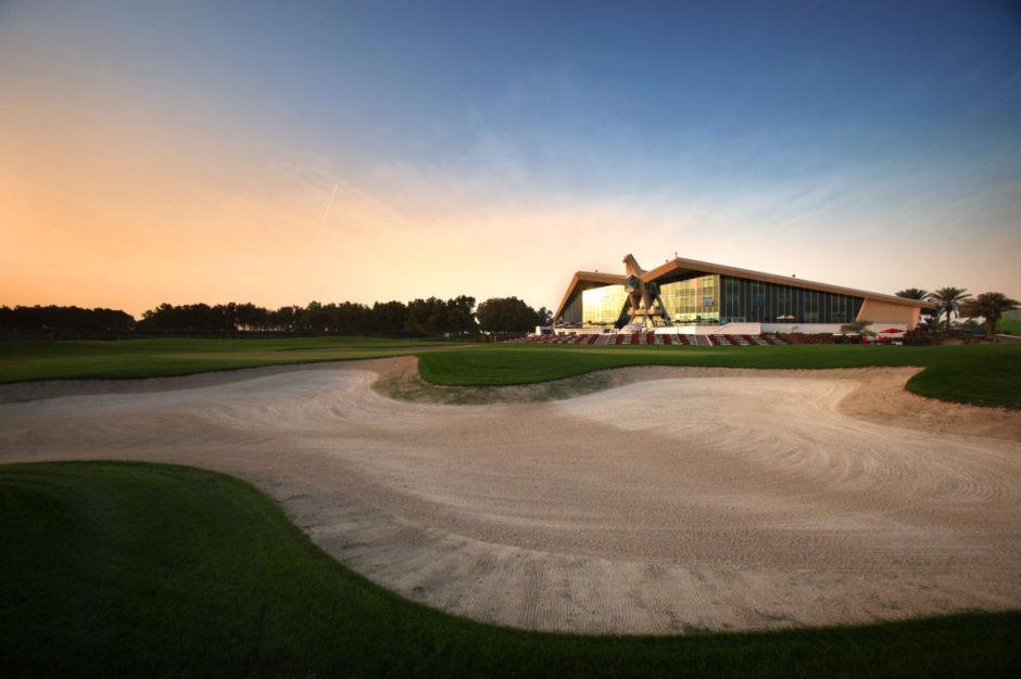 Câu lạc bộ golf Abu Dhabi