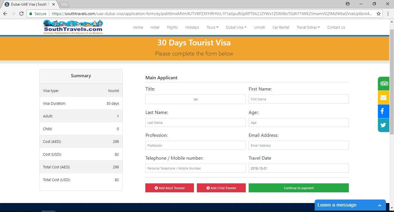 Hình-Thanh toán phí visa