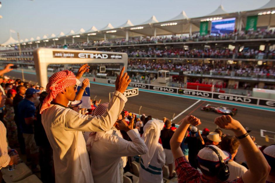 Giải đua Công thức 1 Etihad Airways Abu Dhabi Grand Prix