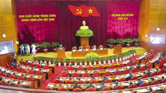 Mẫu bài thu hoạch nghị quyết trung ương 6 khóa 12 của Đảng Viên và cán bộ