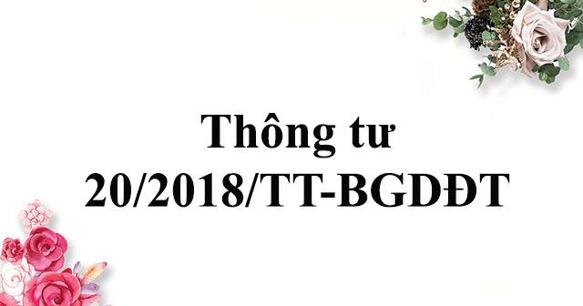 Nội dung thông tư 20/2018/TT-BGDĐT quy định chuẩn nghề nghiệp giáo viên