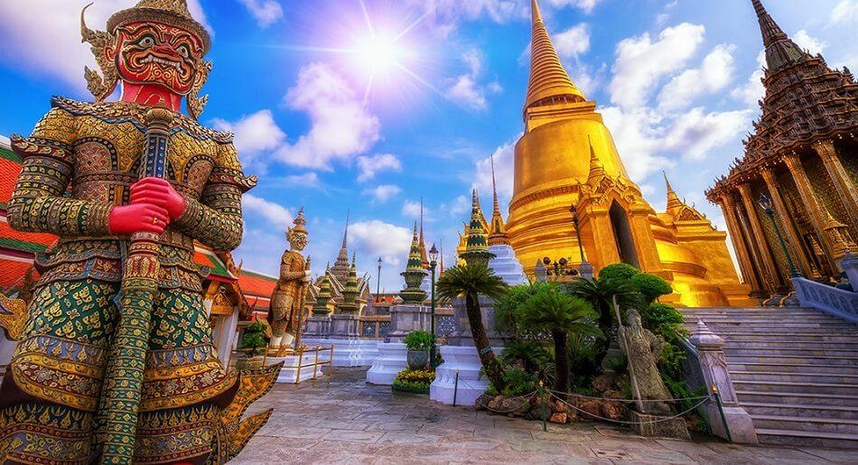 các điểm du lịch ở Bangkok Thái Lan