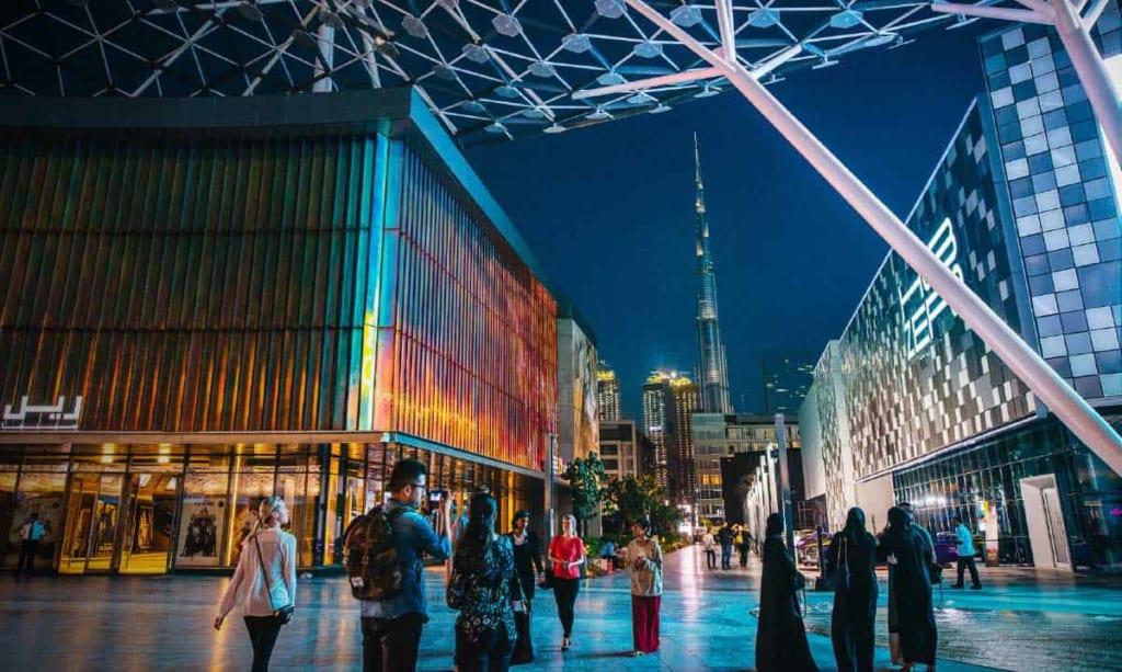 du lịch Dubai tự túc