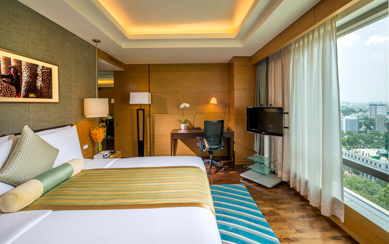 10 best hotels in Ho Chi Minh city district 1