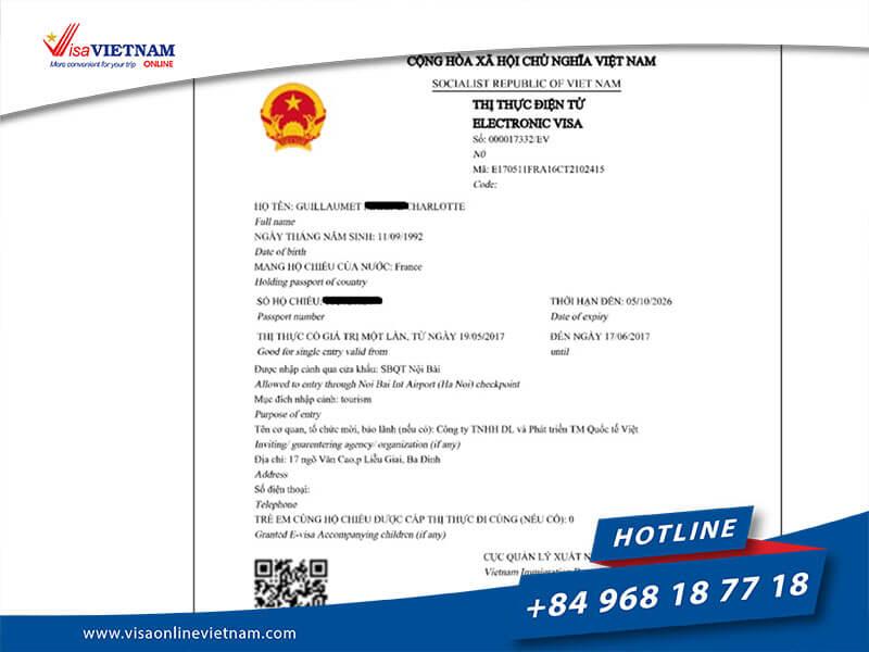 Vietnam e-Visa for Slovenia citizens - Vietnamski e-vizum v Sloveniji