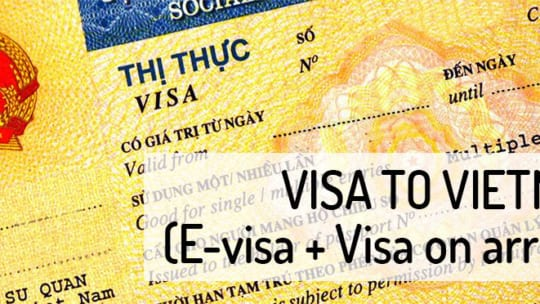 Vietnam visa on arrival 3 months multiple entry