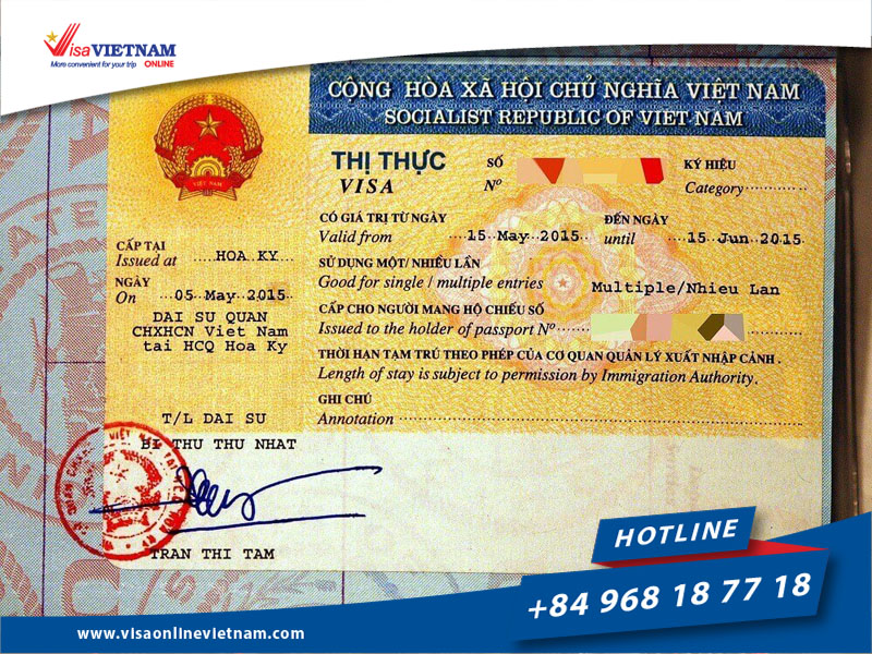 How to get vietnam visa in Swaziland the easiest way?