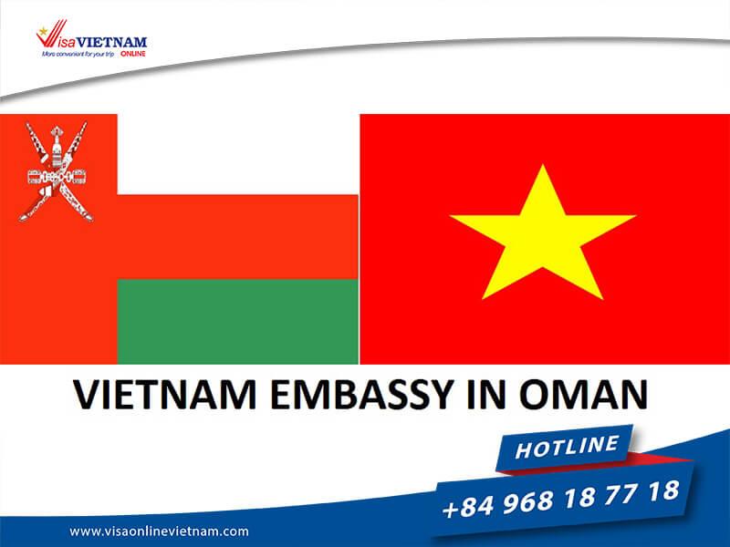 Address of Vietnam Embassy in Oman – سفارة فيتنام في عمان