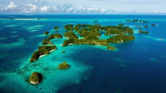 Du lịch Palau –  đi tìm hòn đảo thiên đường giữa Thái Bình Dương