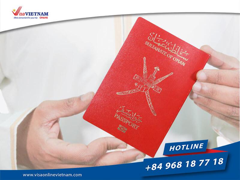 Ways to apply Vietnam visa in Oman - تطبيق تأشيرة فيتنام في عمان