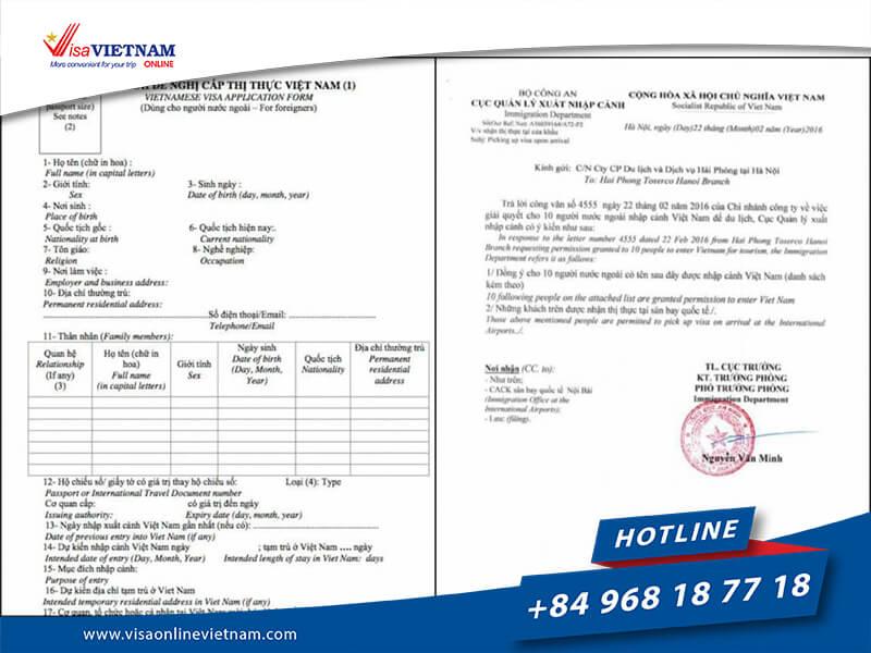 How to apply Vietnam visa in Albania? - Viza e Vietnamit në Shqipëri