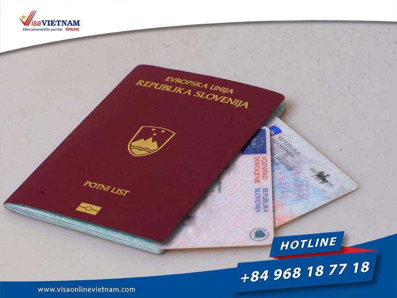 Vietnam visa requirements for Slovenia citizens - Vietnamski vizum v Sloveniji