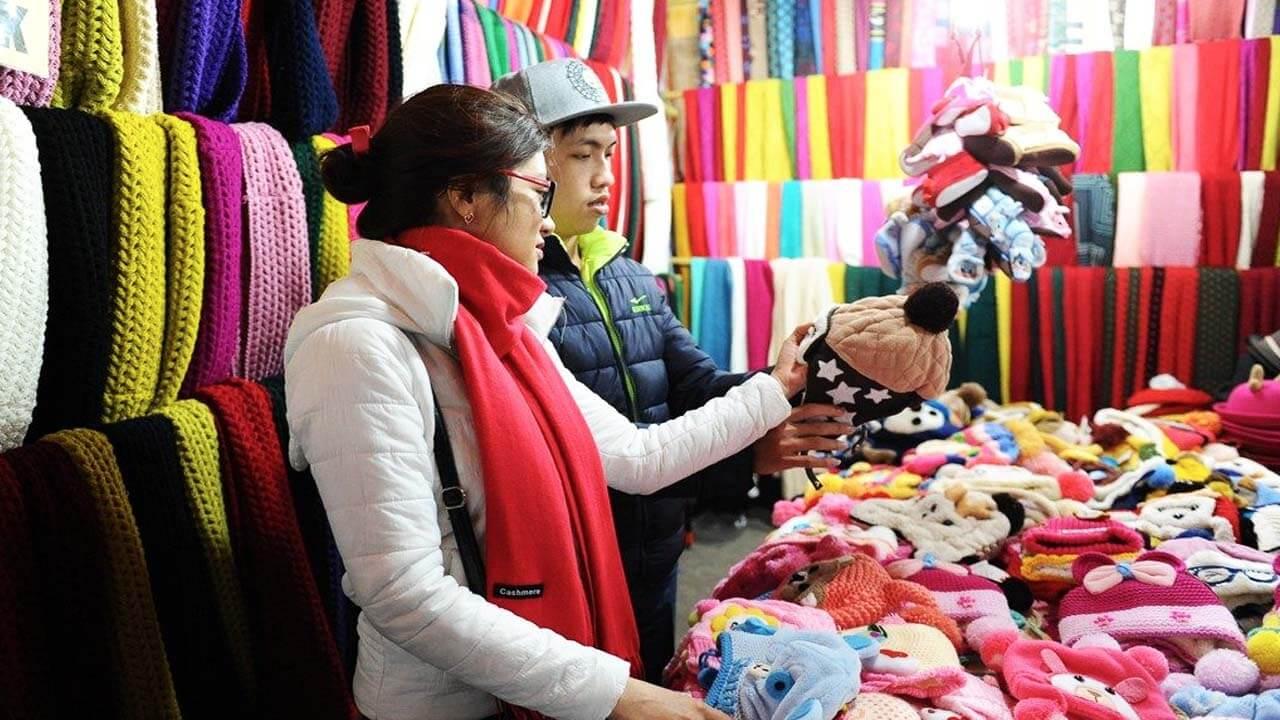 Muôn màu muôn vẻ Chợ Đêm Đà Lạt – Chợ Âm Phủ