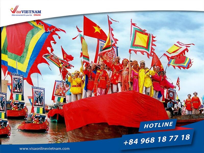 Festivals celebrated on Vietnam Lunar New Year