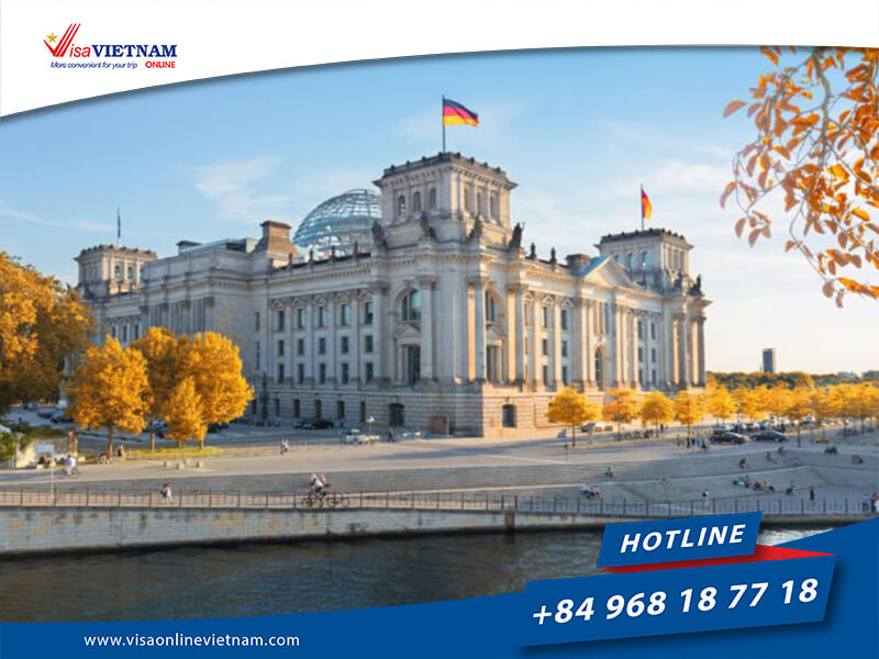 How to get Vietnam visa on arrival in Germany?