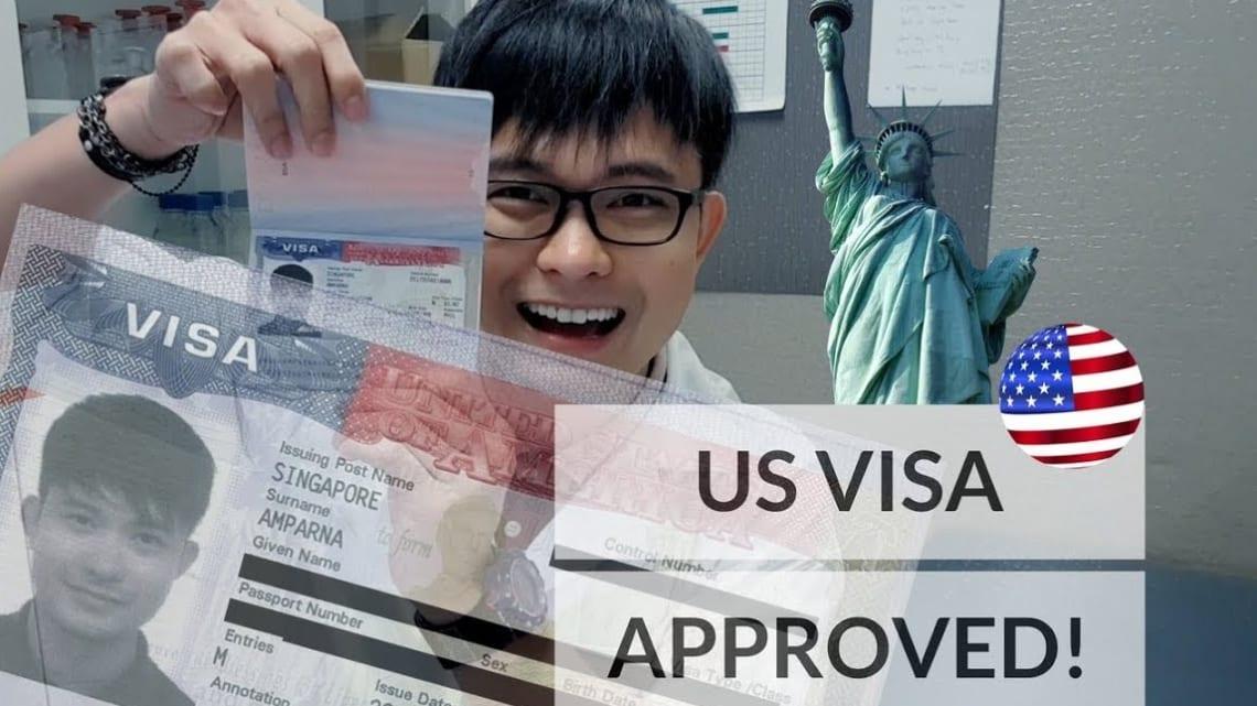 [HOT] Hướng dẫn kiểm tra tình trạng hồ sơ visa Mỹ