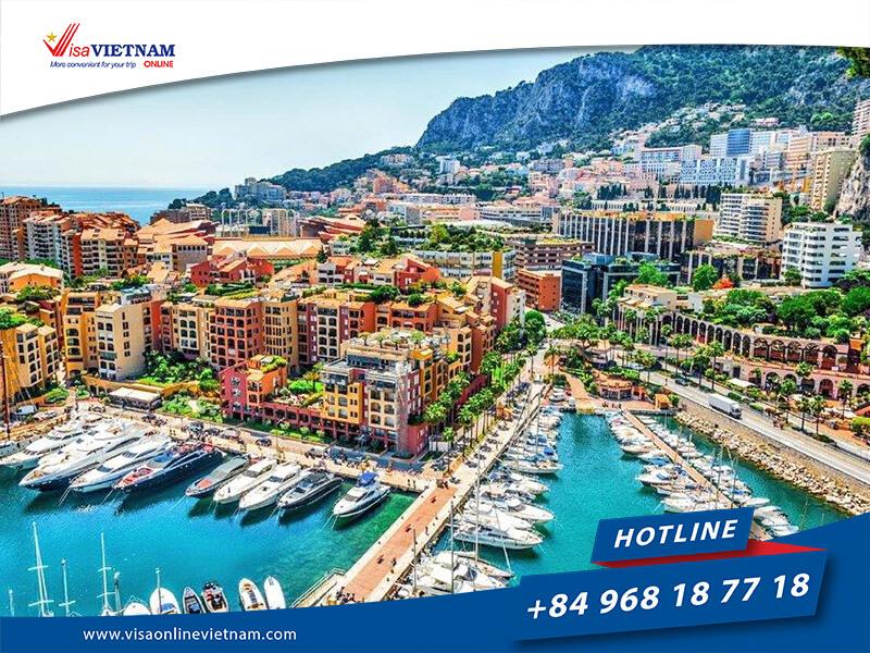 How to get Vietnam visa on arrival in Monaco? – Visa Vietnam à Monaco