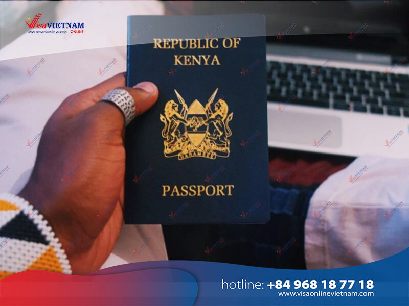 How to get Vietnam visa on Arrival in Kenya?