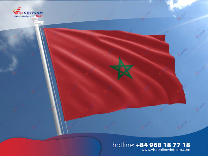How to get Vietnam visa on arrival in Morocco?