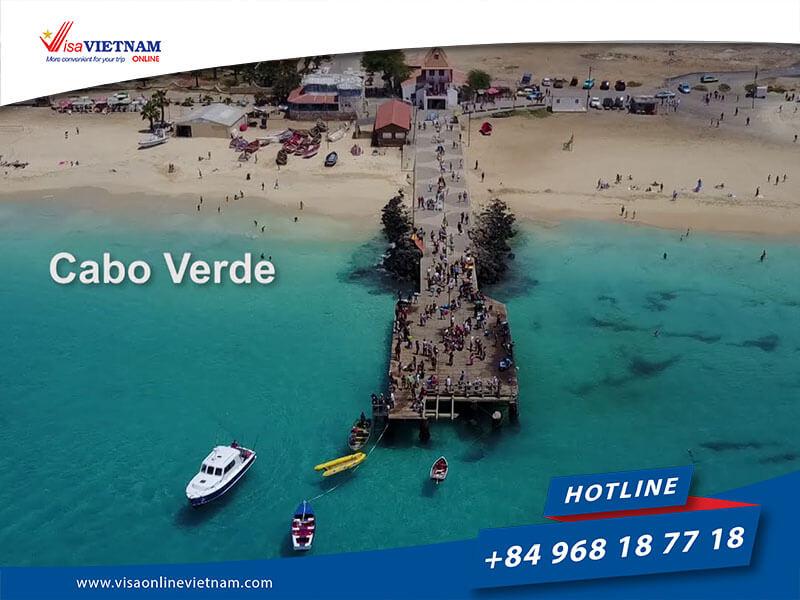 How to get Vietnam visa on arrival in Cabo Verde?
