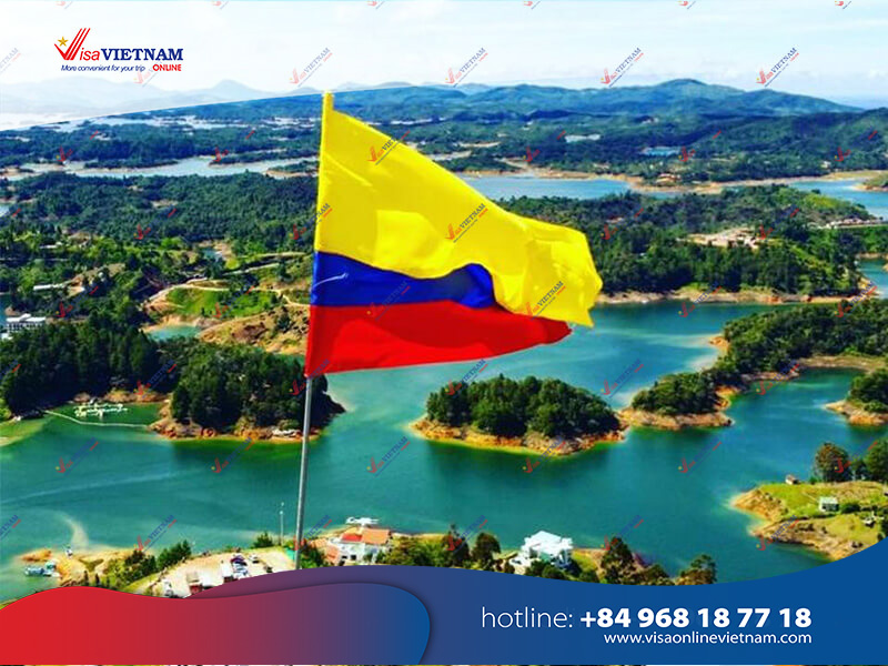 How to get Vietnam visa on arrival in Colombia?