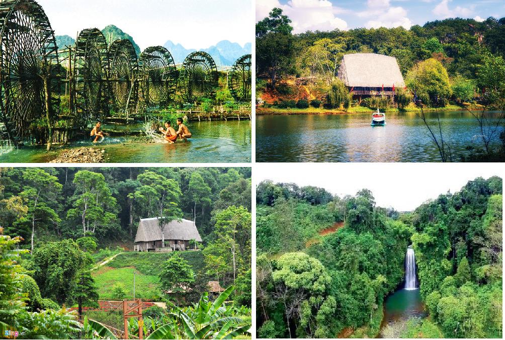 Mang Den ecotourism