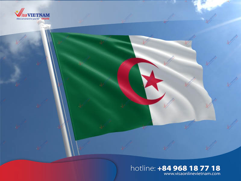 How to get Vietnam visa on Arrival in Algeria?