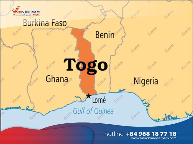 How to get Vietnam visa on Arrival in Togo?