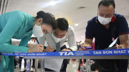 Việt Nam tạm dừng nhập cảnh với công dân 27 quốc gia châu Âu