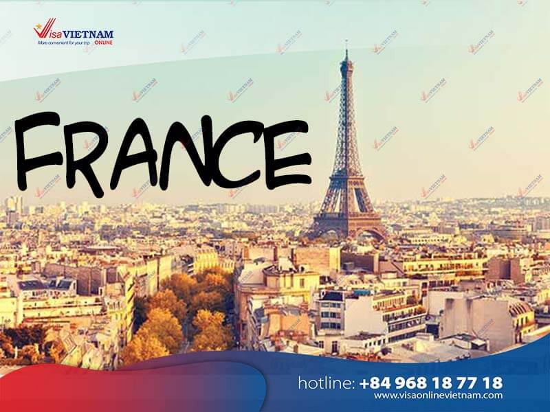 How to get Vietnam visa in France? – Visa Vietnam en France
