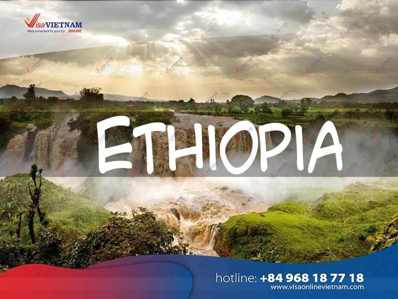 How to get Vietnam visa in Ethiopia? – Vietnamትናም ቪዛ በኢትዮጵያ