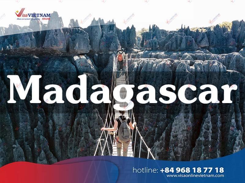 How to get Vietnam visa in Madagascar? – Visa visa eto Madagasikara
