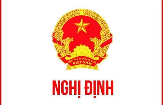 Chính phủ ban hành nghị định 92/2012/NĐ-CP